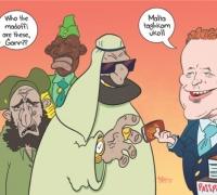 Cartoon 13 October 2013