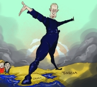 Cartoon 23 March 2014