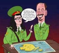 Cartoon 2 April 2014
