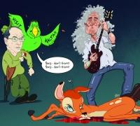 Cartoon 9 April 2014