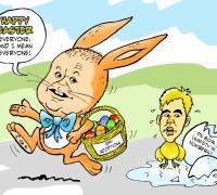 Cartoon 20 April 2008