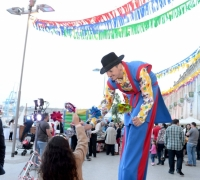 [IN PICTURES] Don't miss the Valletta Waterfront Colour Fest