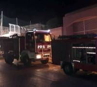 Fire breaks out in Enemalta network tunnels in St Julian's
