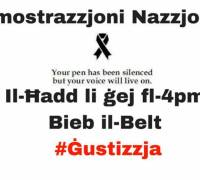 PN, Labour, to support Sunday's 'Gustizzja' demonstration