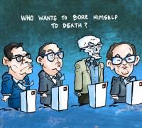 Cartoon: 27 August 2017
