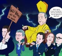 Cartoon 27 April 2014