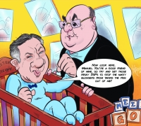 Cartoon: 17 July 2016