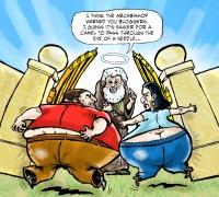 Cartoon: 4 September 2016