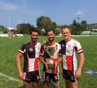 Malta Wins the European 7s Conference 2 tournament in Hungary.
