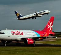 Air Malta, Ryanair to discuss cooperation on ticket sales and flight connections