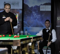 Snooker: Alex Borg goes through to the second round of the Coral Scottish Open