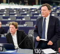 Sant votes against EU defence proposals: 'No mandate for military coalition'