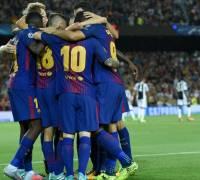UEFA Champions League Results | Barcelona 3 – Juventus 0
