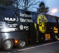 German police arrest suspect in Borussia Dortmund bus attack