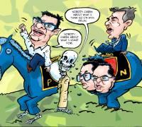 Cartoon: 10th September 2017