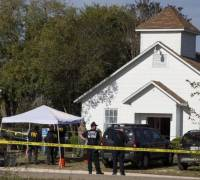 Texas shooting: suspect's violent criminal history was not flagged