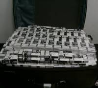 More air passengers caught attempting to smuggle cigarettes into Malta
