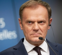 Inspired by John Lennon, EU's Donald Tusk 'imagines' no Brexit