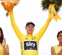 Tour de France 2017: Chris Froome wins yellow jersey for the fourth time
