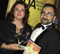 Maltese minister awarded 'hero of the year' in European diversity awards