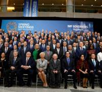 Finance minister in Washington for IMF, World Bank annual meetings