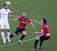 BOV Premier League | Ħamrun Spartans 0 – Valletta 0