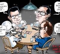 Cartoon: 3rd September 2017