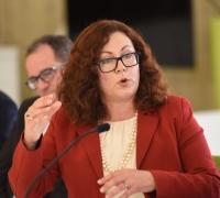 Marlene Farrugia strikes out against motor racetrack: 'Build it in Sicily, not Malta'