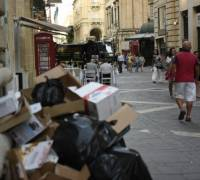 Proposed rubbish collection hours 'logistical nightmare' for Valletta shops