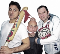 Extra time for popular football comedy   Steve Casaletto