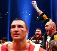 Tyson Fury surprises Wladimir Klitschko by unanimous decision to win