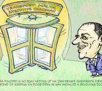 Cartoon: 11 September 2016