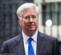 UK Defence Secretary resigns amidst Westminster sexual misconduct claims