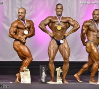 Silver and Bronze medals for Malta at IFBB Mediterranean Championships