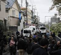 Japan: man arrested after two severed heads and nine bodies were found in apartment