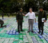 Colombia: 12 tonnes of Cocaine seized in biggest bust in history