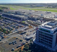 MIA ranked fourth best airport in Europe