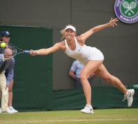 Tennis elite advances into Wimbledon third round