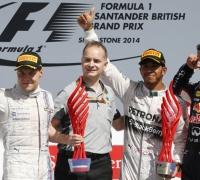 Hamilton dream drive earns home win at British Grand Prix
