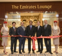 Emirates unveils first dedicated lounge in Japan