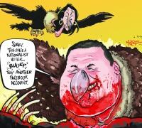 Cartoon: 3 July 2016