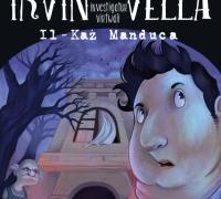 Irvin Vella - Merlin's new detective fiction for kids