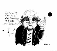 Cartoon 23 July 2014