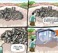 Cartoon: 14 August 2016