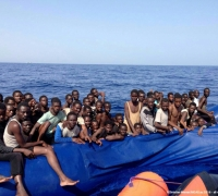 [WATCH] MOAS in race against time as massive migrant rescue mission continues