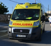 Man hospitalised after being pinned against wall by van in Ħal Far incident