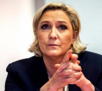 Marine Le Pen charged over funding scandal