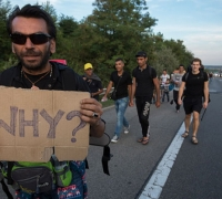 Europe divided over refugee crisis