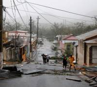 Hurricane Maria: Puerto Rico in total blackout