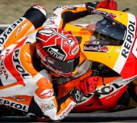 Marquez takes 50th GP victory in race of the season